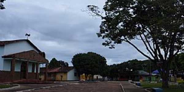 Aparecida do Rio Negro-TO-Centro da cidade-Foto:ernesto.palmas