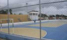 Rio Real - Quadra de esportes, Por cassivaldo