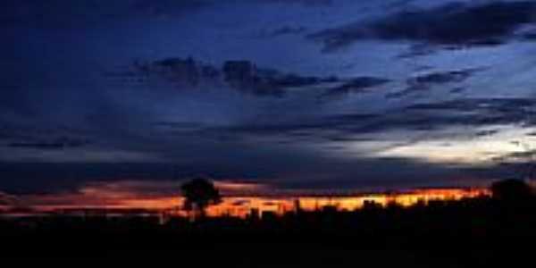 Pôr do Sol-Foto:Ana Cláudia Neuwald