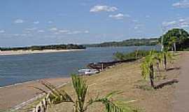 Araguacema - Rio Araguaia-Foto:adevailton