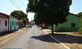 Araguacema - Rua Couto Magalhães-Foto:Aldir Lyra
