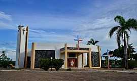 Araguaçu - Araguaçu-TO-Igreja Matriz-Foto:Arolldo Costa Oliveira