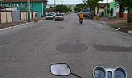 Araguaçu - Avenida Araguaia em Araguaçu-TO-Foto:legalegal