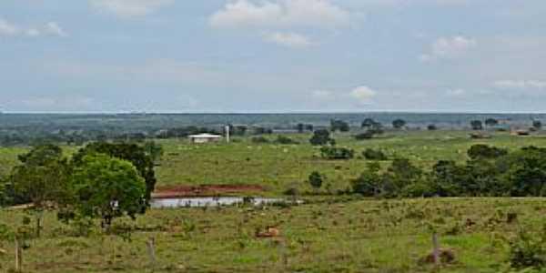 Araguaçu-TO-Vista da região-Foto:Arolldo Costa Oliveira