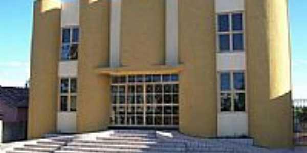 Igreja o Brasil para Cristo em Araguaçu-TO-Foto:legalegal