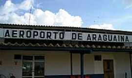 Aragua�na - Aeroporto de Araguaina por F. Gomes