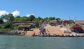 Araguanã - Araguanã-TO-Embarque para a Praia do Escapole-Foto:tguima