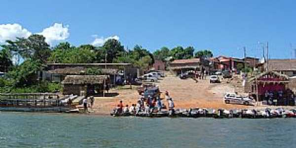 Araguanã-TO-Embarque para a Praia do Escapole-Foto:tguima