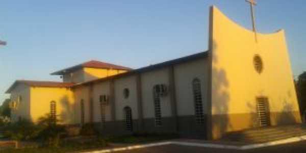 igreja matriz são vicente ferrer, Por Luiz Otavio Parreão de Freitas