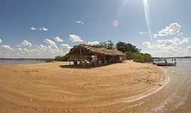 Arapoema - Arapoema-TO-Ilha no Rio Araguaia-Foto:Joel Donin
