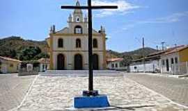 Arraias - Cruzeiro na Praça da Matriz em Arraias-TO-Foto:Jornal do Tocantins