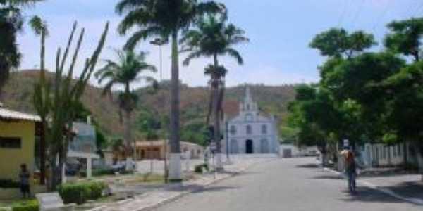 Igreja Matriz - Por Mara