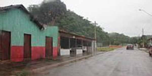 Aurora do Tocantins-TO-Saída para Ponte Alta-Foto:Dimas Justo
