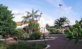Axixá do Tocantins - Axixá do Tocantins-TO-Praça e Matriz de São Francisco-Foto:Fernando Cunha
