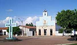 Axix� do Tocantins - Axix� do Tocantins-TO-Pra�a e Matriz de S�o Francisco-Foto:Fernando Cunha