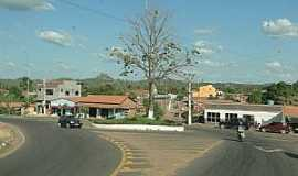 Axix� do Tocantins - Axix� do Tocantins-TO-Trevo de entrada da cidade-Foto:Caio Graco Machado