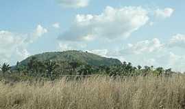 Axixá do Tocantins - Axixá do Tocantins-TO-Vegetação e a serra-Foto:Caio Graco Machado