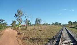 Baba�ul�ndia - Ferrovia Norte/Sul em Baba�ul�ndia-TO-Foto:leomar setnof