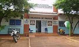 Barra do Grota - Delegacia de Polícia-Foto:folhadobico