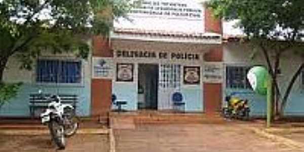 Delegacia de Polícia-Foto:folhadobico