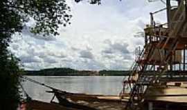 Barra do Ouro - Beira rio Barra do Ouro-Foto:carlos hamilton sant…