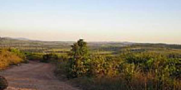 Estrada de terra-Foto:flaviovr