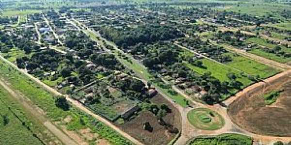 Imagens da cidade de Bernardo Sayão - TO