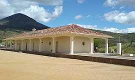 Ruy Barbosa - Ruy Barbosa-BA-Antiga Estação Ferroviária no Bairro das Flores-Foto:Andre L. S. Lacerda
