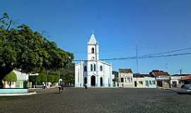 Ruy Barbosa - Ruy Barbosa-BA-Praça e a Igreja de Santo Antônio-Foto:Andre L. S. Lacerda