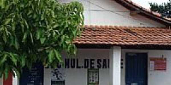 Sec.Municipal de Saúde-Foto:Pedro Vinicius