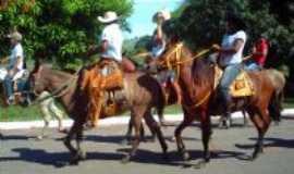 Brasilândia do Tocantins - cavalgada de Brasilândia-to, Por Mauricio Martins