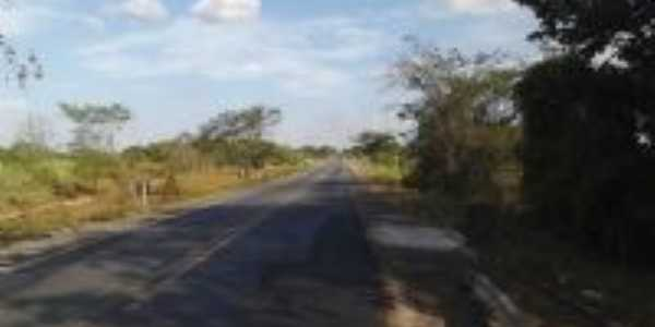 BR 153 Brasilândia do Tocantins, Por João Ribeiro