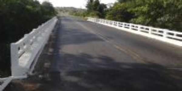 Ponte de Brasilândia do Tocantins, Por João Ribeiro