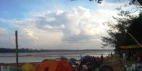 Praia do Cróa, Brejinho de Nazaré, Por Elismar Alves