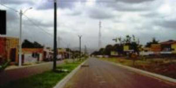 Avenida Principal de Buriti, Por Alexandre