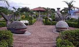 Cariri do Tocantins - Praça de Cariri por Pablo Morais Brito