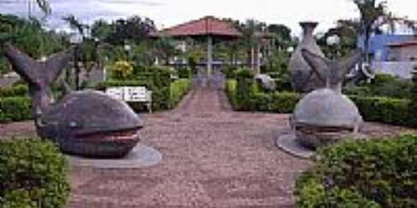 Praça de Cariri por Pablo Morais Brito
