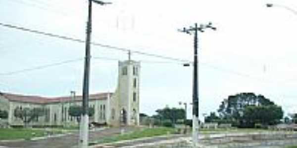 Igreja-Foto:Rafael José Rorato