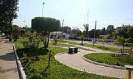 Carrasco Bonito - Praça emCarrasco Bonito-Foto:eliel sousa