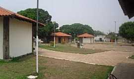 Caseara - Praça Central de Caseara-To - por Joyce Fonseca