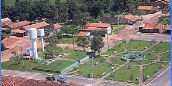 Centenário-TO-Praça da Juventude-Foto:Eelena de Sales Pereira