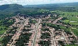 Chapada da Areia - Chapada da Areia-TO-Vista aérea da cidade-Foto:portalmodelo.com.br
