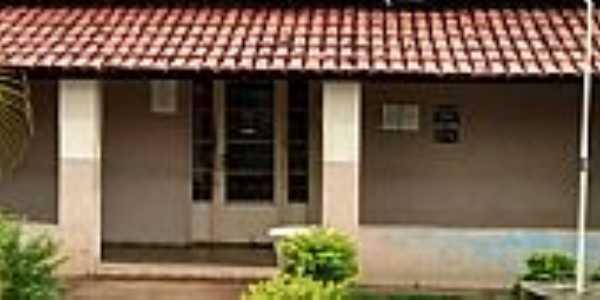 Chapada da Areia-TO-Escola Municipal-Foto:portalmodelo.com.br