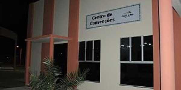 Chapada da Areia-TO-Centro de Convenções-Foto:conexaoto.com.br