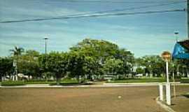 Colinas do Tocantins - Praça 7 de Setembro-Foto:alaorscorrea
