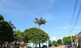 Combinado - Praça central-Foto:Dimas Justo