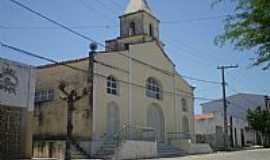 Salgadália - Igreja Católica de Salgadália-BA-Foto:Joquinha Bandiaçu