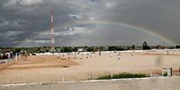 Estádio de Salgadália-BA-Foto:Hamilton Salgadália