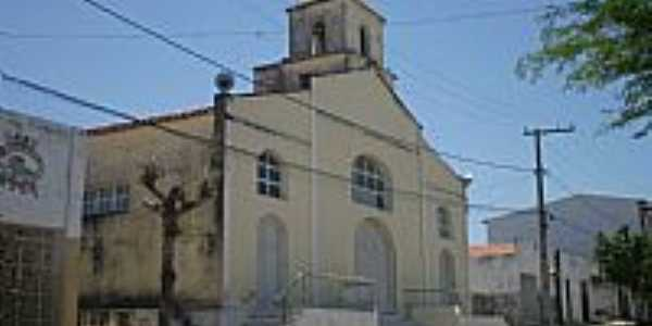 Igreja Católica de Salgadália-BA-Foto:Joquinha Bandiaçu