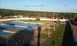 Conceição do Tocantins - Balneário Parque das Águas em Conceição do Tocantins-TO-Foto:ckoonline.